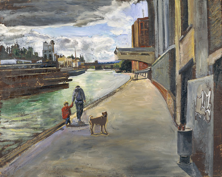 Le Canal, Pantin