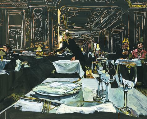 Brasserie Mollard II, Paris VIII