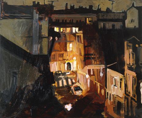 Rue Lepic II