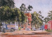 Rue à Niarella, Bamako