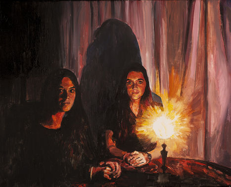 Mathilde et Ludmila