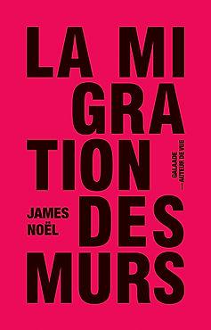 La migration des murs - James Noël