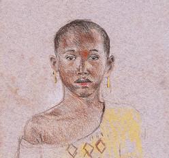 Djeneba,  collection particulière