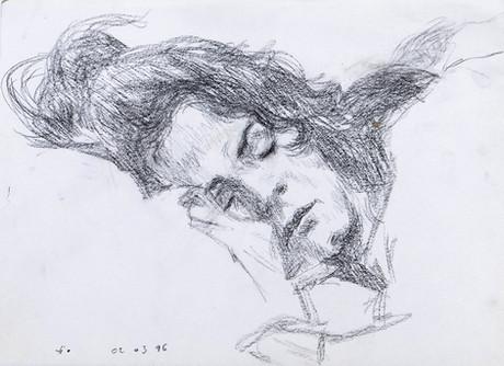 Cadija endormie