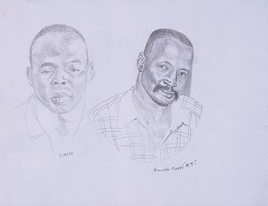 Diallo et Amadou Traoré