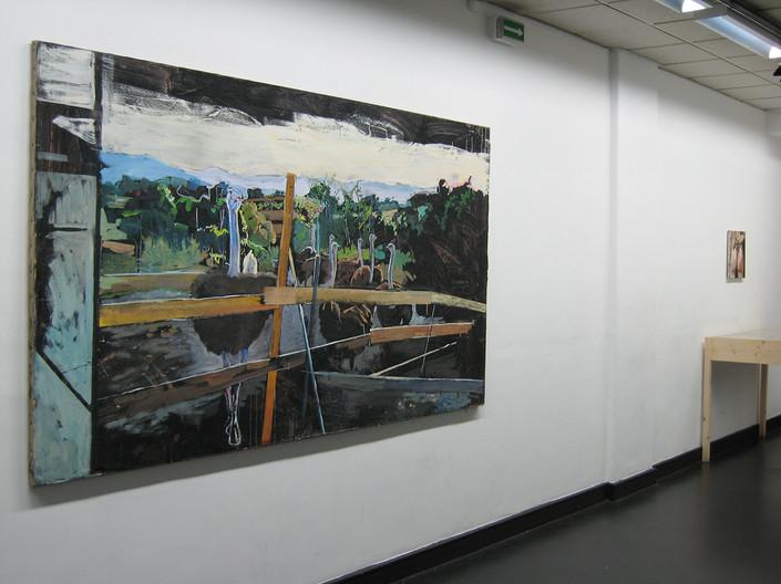 Désir fou - Galerie du Rutebeuf, Clichy - 2008