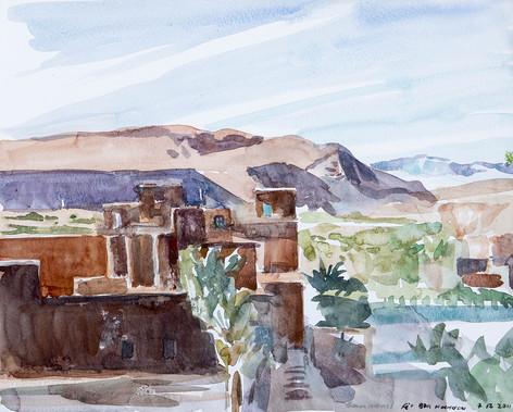 Aït Ben Haddou, Maroc