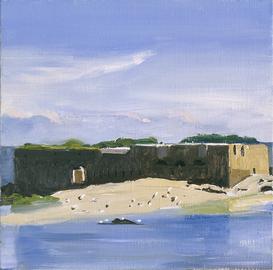 Île de Tatihou, le fort Vauban