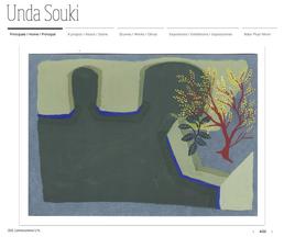 Rosa Maria Unda Souki, peintre