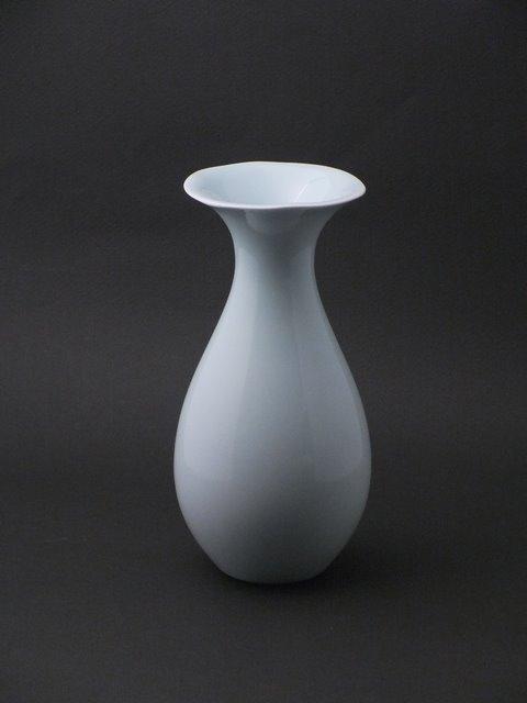 005 青磁花瓶