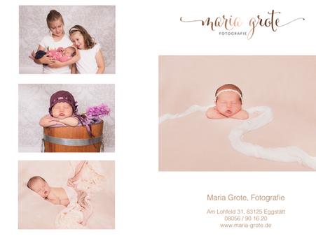 Einzigartige Babybilder & Familie