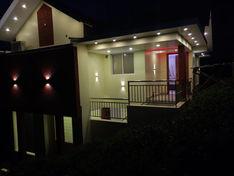 Tea Villa -Night View
