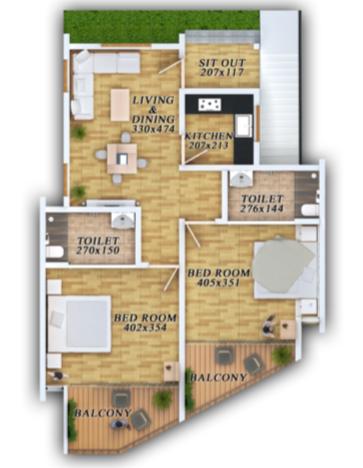Floor Plan -Image 2