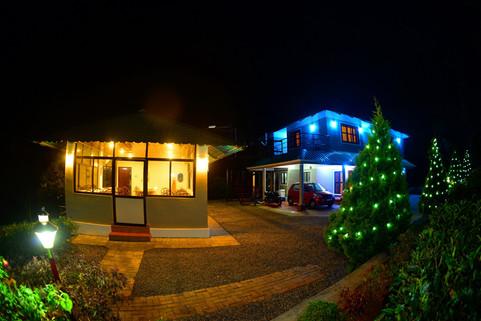 Green Hill Resort Night View
