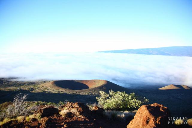 Mauna Kea   Hawai'i.
