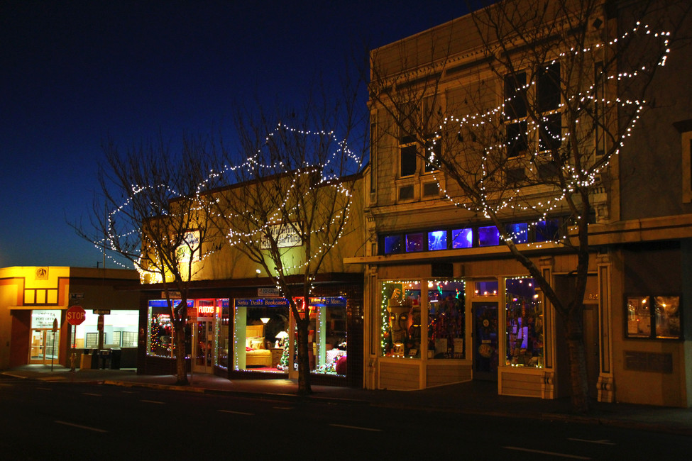Arcata, CA 2014.