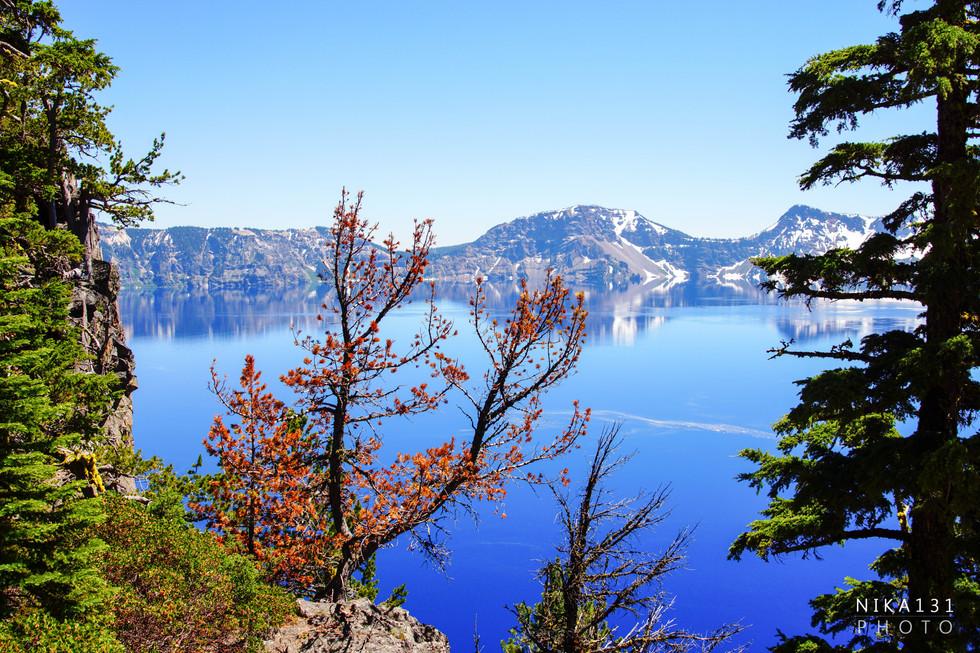 Crater Lake | Oregon.