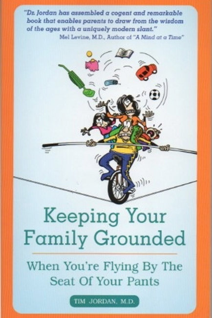 Keeping Your Family Grounded Book
