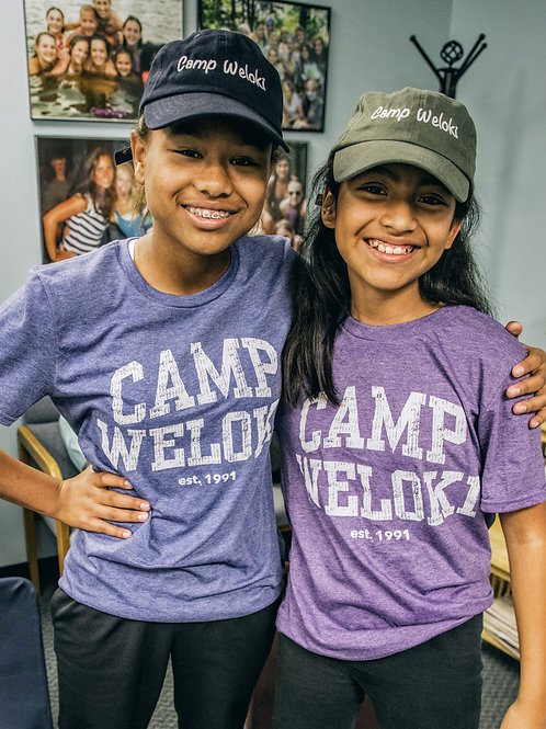 Camp Weloki Comfy Tee