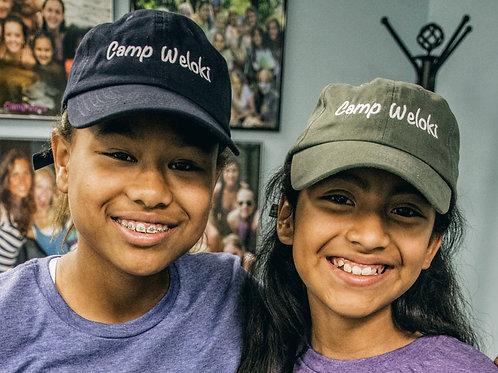 Camp Weloki Hat