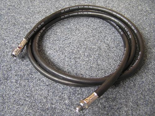 S002 LP hose rubber 1m50