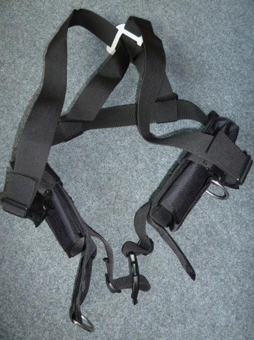 L013 Shoulder weightbelt