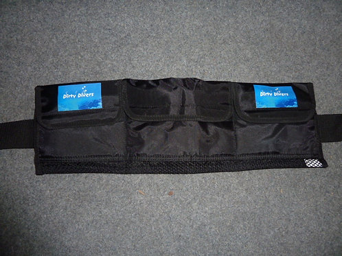 L003 Softweightbelt 3 pockets