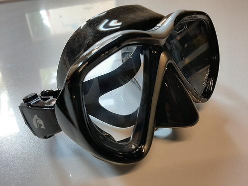 M009 black mask 2 window