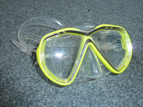 M009-1 dive mask clear silicone tia