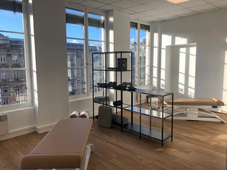 Ouverture de notre Centre Chiropratique Lyon 1