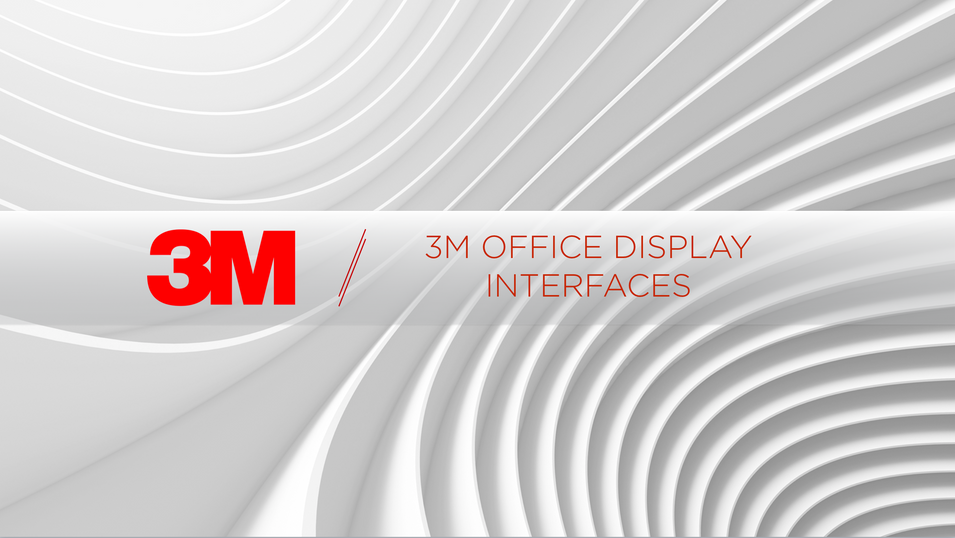 3m Office Display Interfaces