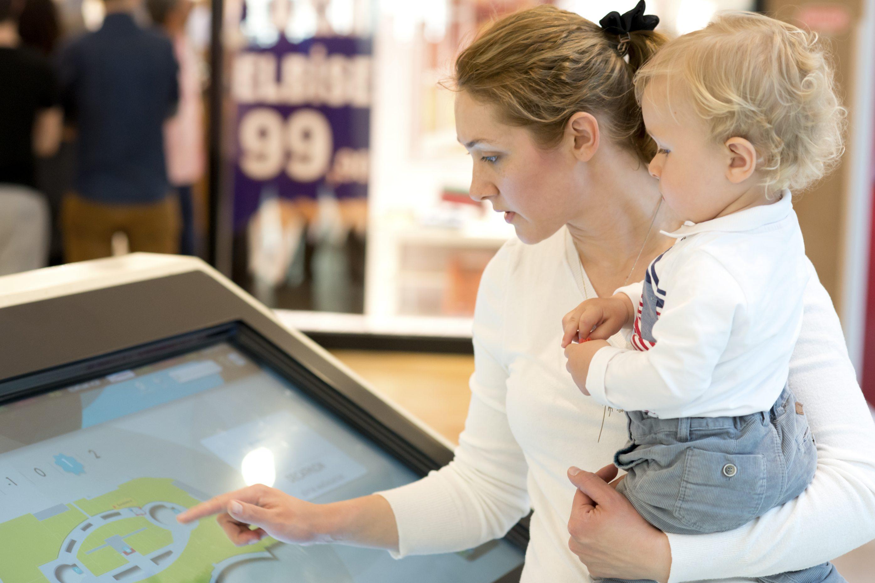 Kiosk and Self Service