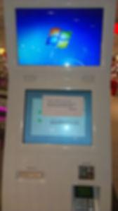 FAIL: Self service machine at shopping mall