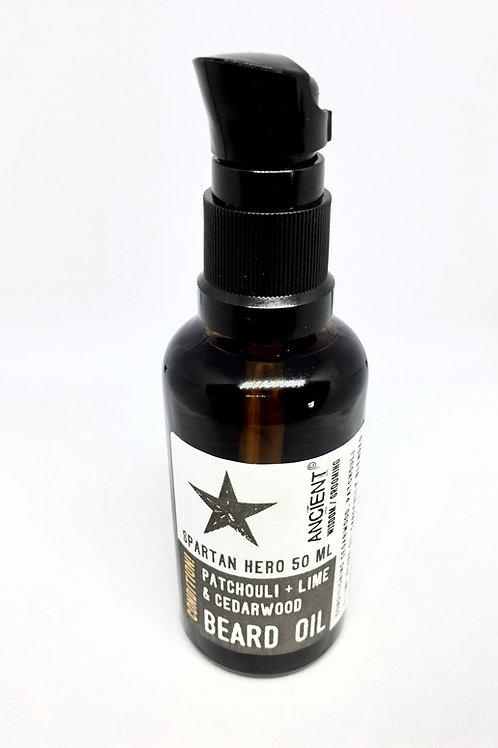 Spartan Hero Beard Oil - Condition - 50ml