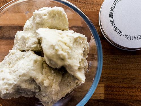 Organic & Unrefined Shea Butter