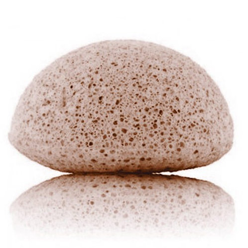 Eco Face Sponge - Red Clay