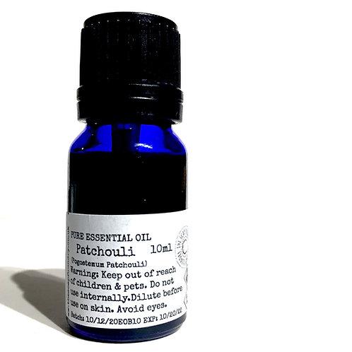 Patchouli Pure Essential Oil 10ml