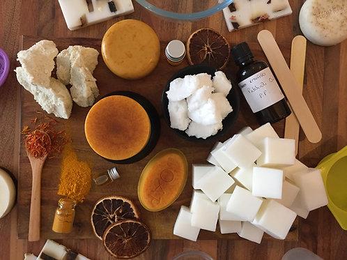 Woody Soap Making Bundle