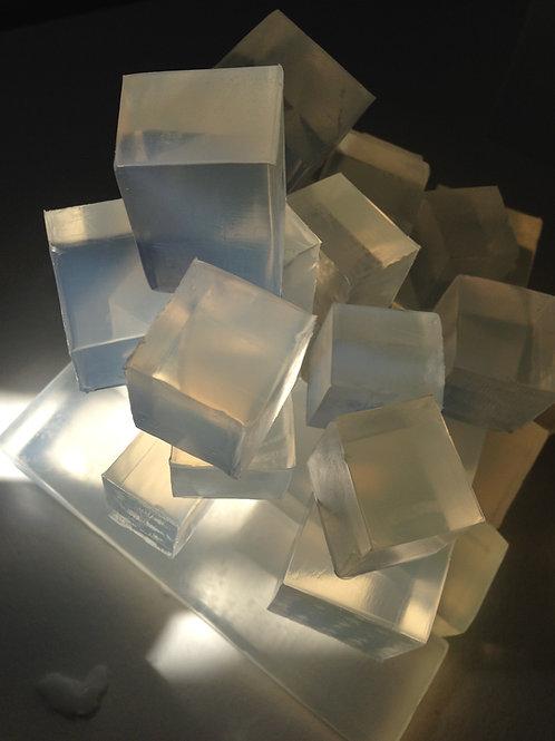 Crystal Clear SLS Free Melt & Pour Soap Making Base