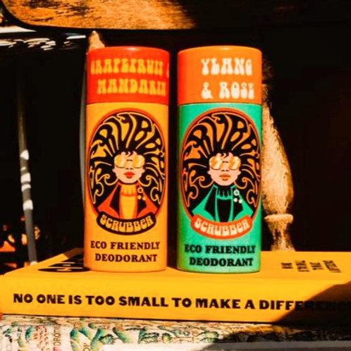 Scrubber - Ylang & Rose Deodorant Stick