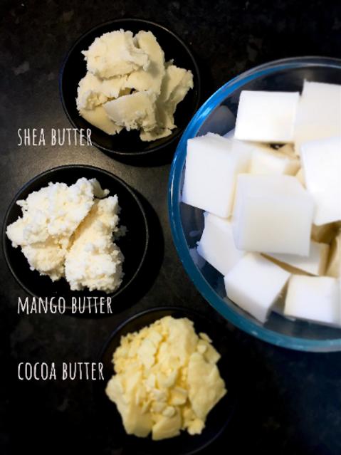 Triple Butter Luxury Melt & Pour Soap Making Base