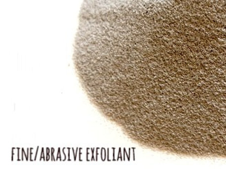 Fine Ground Pumice Stone - Optional Suspending Soap Base