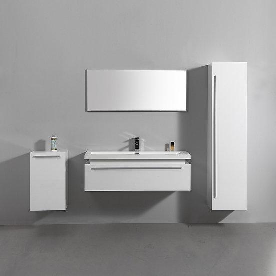 SANTORINI 1200 - Meuble vasque à poser