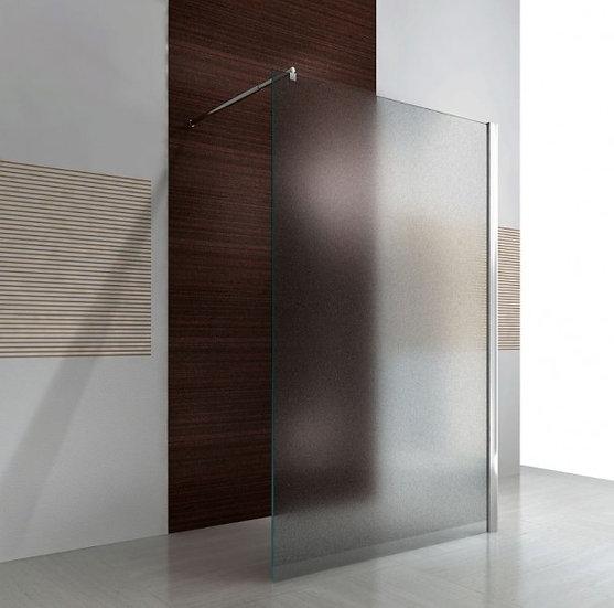 STELLA EX101 - paroi de douche italienne en verre satiné
