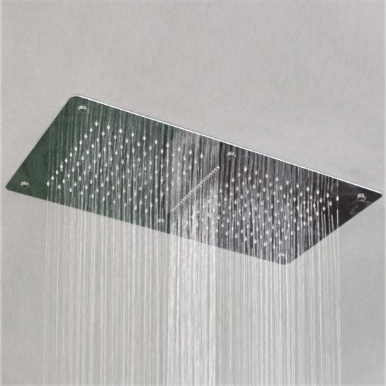 PADULI DPG5019 - Douche tête de pluie rectangulaire