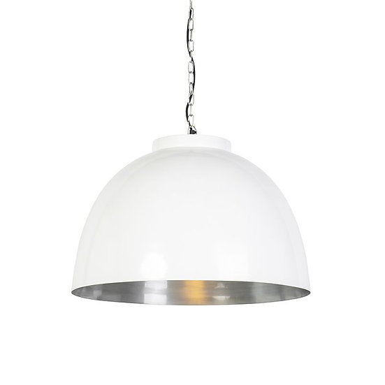 Suspension HOODI 60cm blanc