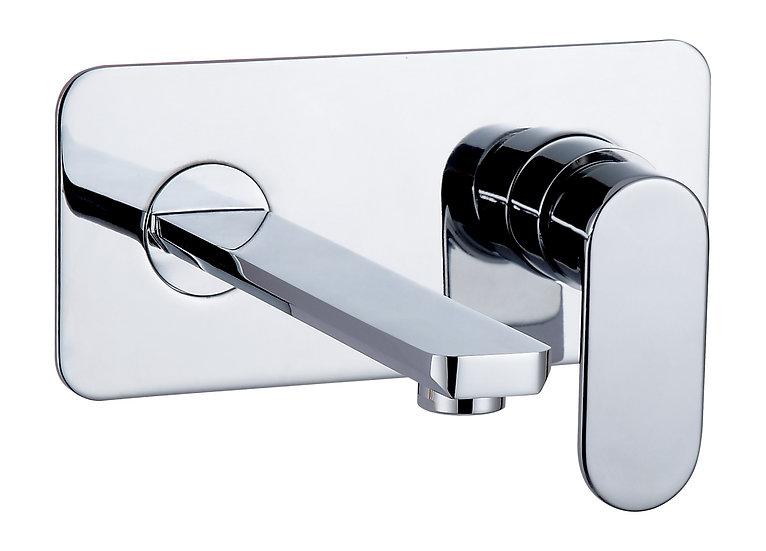 ALANNO 4508C - Mitigeur mural pour vasque