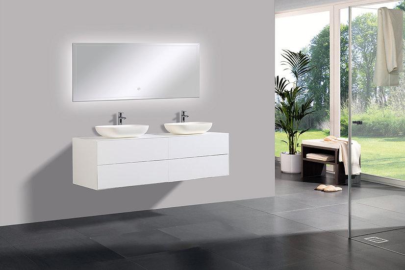 CORFOU 1600 - Meuble vasque à poser