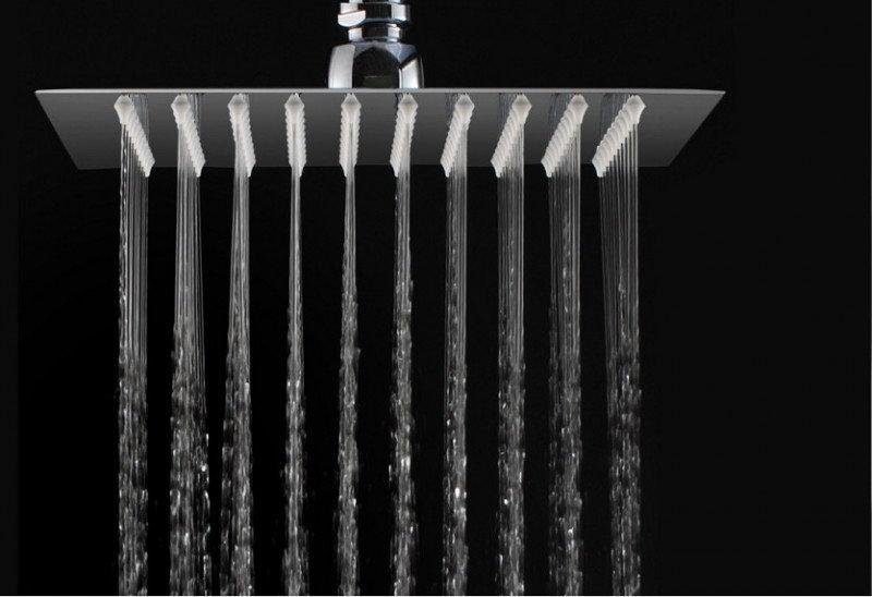 PALMI DPG2023 - Pomme de douche extra plat finition chromé