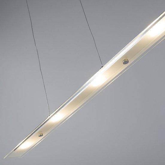 Suspension PLATINA 85cm acier